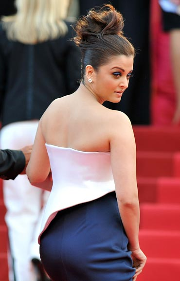 Pix The Hottest Red Carpet Hairstyles Rediff Com Movies