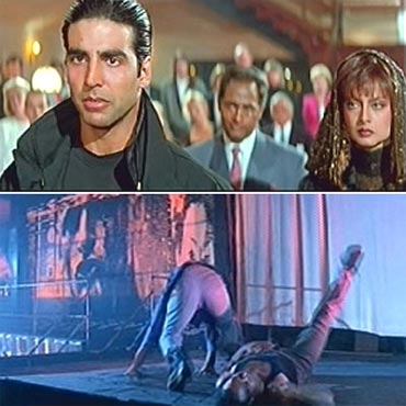 Stills from Khiladiyon Ka Khiladi