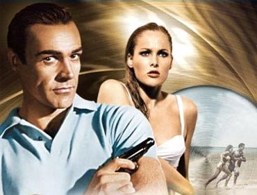A still from Dr No