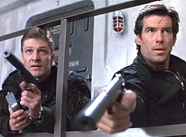 A still from GoldenEye