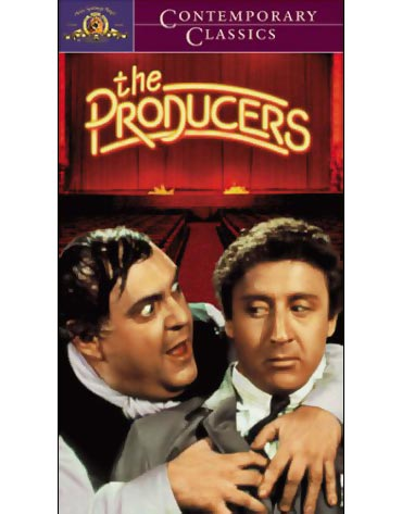 Movie Poster of The Producers
