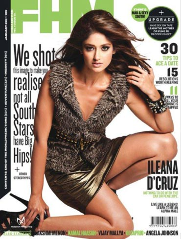 Ileana D'Cruz
