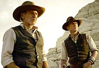 A still from Cowboys & Aliens