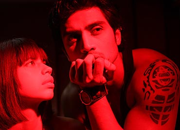A still from Shaitan