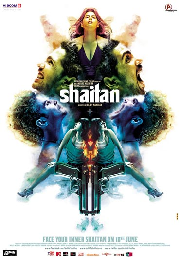 Movie poster of Shaitan