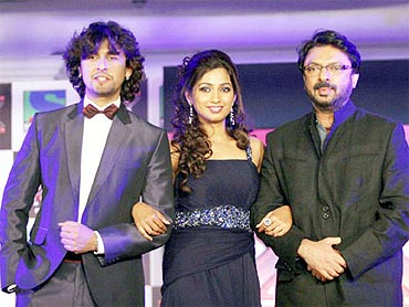 Sonu Nigam, Shreya Ghosal, Sanjay Leela Bhansali