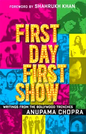 Book cover of First Day First Show