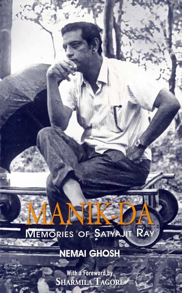 Book cover of Manik Da: Memories of Satyajit Ray