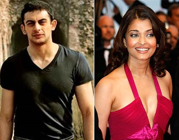 Arunoday Singh and Aishwarya Rai Bachchan