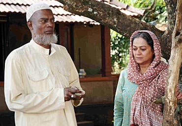 A still from Adaminte Makan Abu