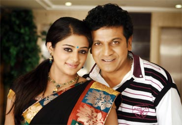 Priya Mani and Shivarajkumar in Lakshmi