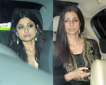 Shamita Shetty and Tabu