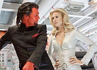 A scene from X-Men: First Class