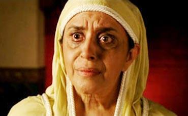 Ila Arun gives a powerful performance in Jodhaa Akbar