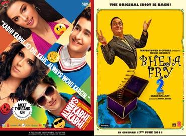 Always Kabhi Kabhi and Bheja Fry 2