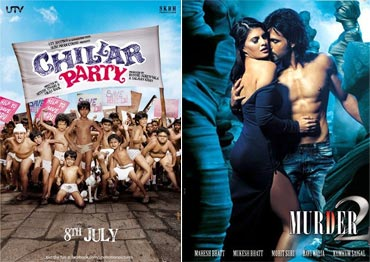 Chillar Party and Murder 2
