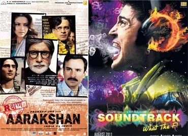 Aarakshan and Soundtrack