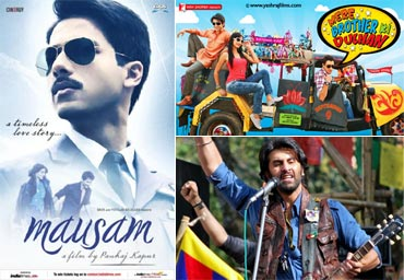 Rockstar, Mausam and Mere Brother Ki Dulhan