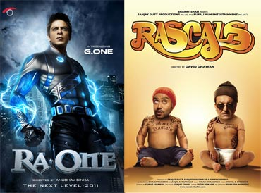 Ra.One and Rascals