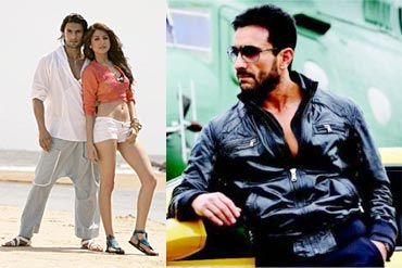 Agent Vinod and Ladies v/s Ricky Bahl