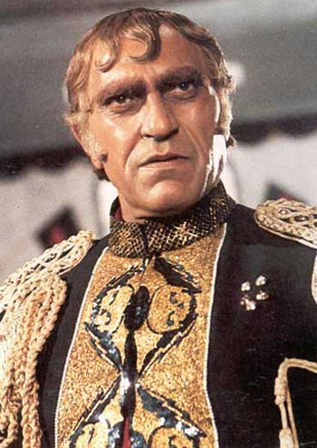 Amrish Puri in Mr India