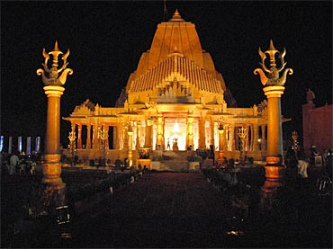 The Somnath Mandir