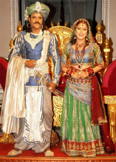 Yash Tonk and Amrita Raichand