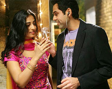A still from Dev D