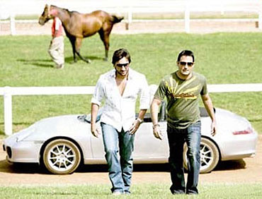 A still from Race