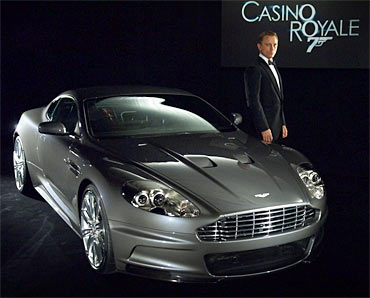 A still from Casino Royale