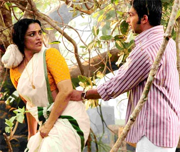 A scene from Rathinirvedam