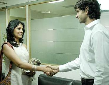 Nandita Das in I Am