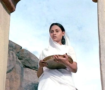 Jaya Bachchan in Sholay