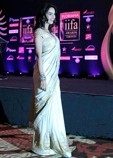 Indian Desi Celebrities at this year IIFA