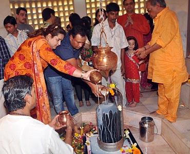 Sunaina and Mohan Nagar