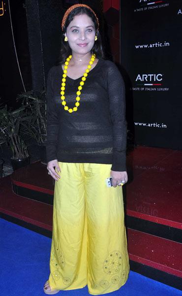Sibhani Mukherjee