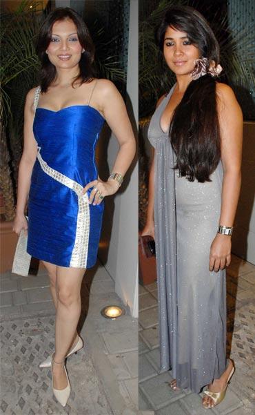 Deepshikha and Narayani Shastri