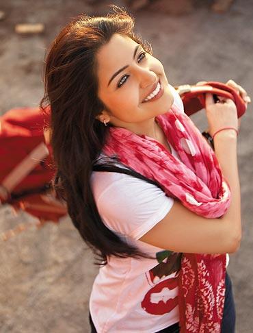 Anushka Sharma in Band Baaja Baarat
