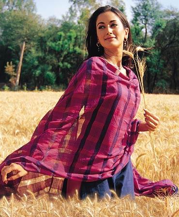 Gayatri Joshi in Swades