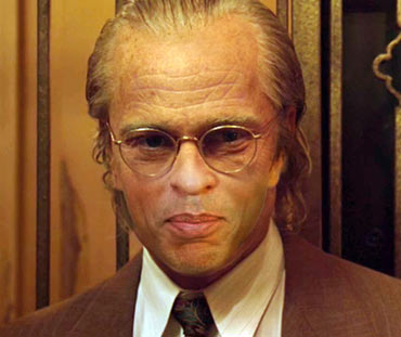 Shah Rukh Khan in The Curious Case of Benjamin Button