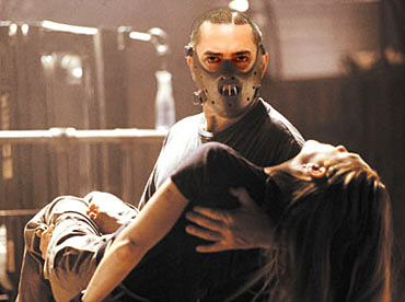 Aamir Khan in The Silence of the Lambs