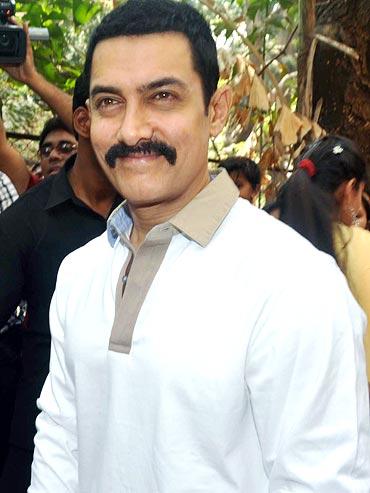 Aamir Khan in