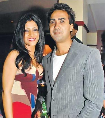 Konkona Sen Sharma and R