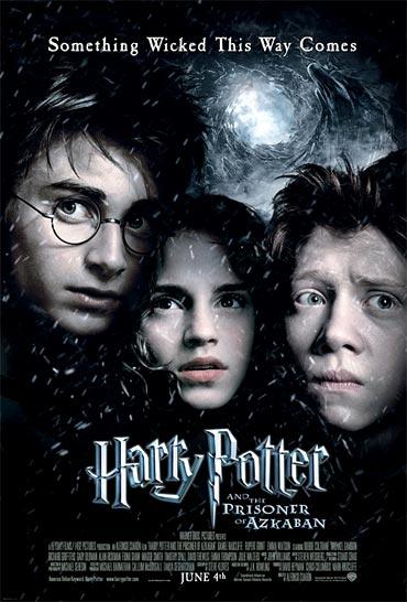 Movie poster of Prisoner of Azkaban