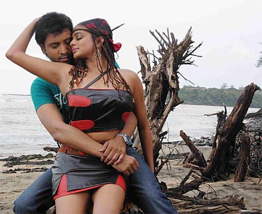 A scene from Raaj