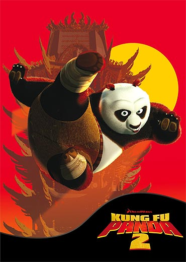 Movie poster of Kung Fu Panda 2
