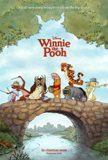Movie poster of Winnie The Pooh