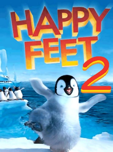Movie poster of Happy Feet 2