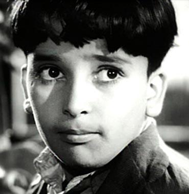 Shashi Kapoor in Awaara