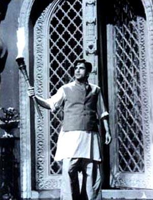 A scene from Dharmaputra